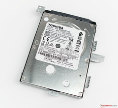 Also from Toshiba: The 1-TB HDD