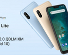 Android 10 lands for the Mi A2 Lite. (Source: Mi)