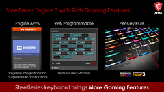 SSE3 supports rich gaming features. (Image Source: MSI)