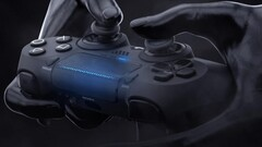This DualShock 5 concept controller would be perfect for the PS5. (Image source: LetsGoDigital/Snoreyn)