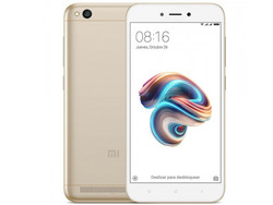 In review: Xiaomi Redmi 5A. Review device provided courtesy of: notebooksbilliger.de