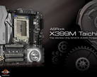 ASRock X399M Taichi for AMD Threadripper CPUs. (Source: ASRock)