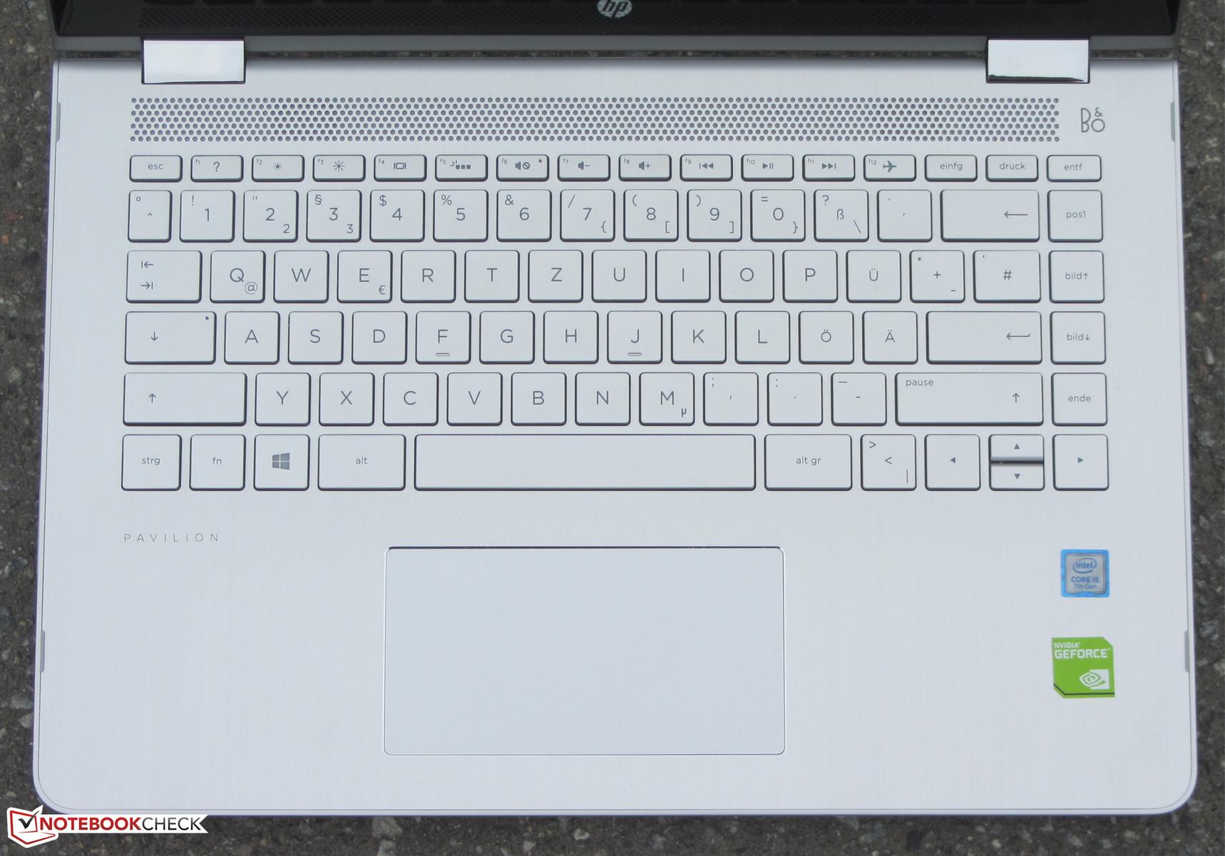 4f9a2f59f HP Pavilion x360 14t (7200U, 940MX, FHD) Convertible Review ...