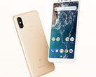 The latest update for the Mi A2 includes bug fixes and a new security patch. (Image source: Xiaomi)