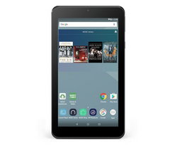"The Nook Tablet 7"" is an answer to Amazon's Fire Tablet. (Source: Barnes and Noble)"
