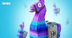The new Playground Limited Time Mode will feature lots of llamas. (Source: Epic Games)