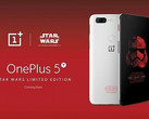 OnePlus 5T Star Wars Limited Edition (Source: GSMArena)