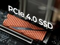 Prices for the 1 TB PCIe 4.0 SSDs are expected to drop below US$200 this November. (Source: Gigabyte)