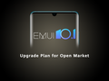 Huawei has updated its EMUI 10.1 upgrade plans for August. (Image source: Huawei)