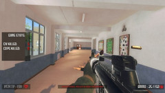 Active Shooter also features a survival mode where the player can choose to be a civilian. (Source: Steam)