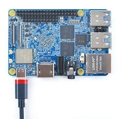 FriendlyElec NanoPi M4: Price drop brings the RK3399 ...