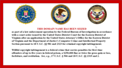 The illegal streaming websites iStreamItAll and Jetflicks have been shut down by the FBI and DoJ. (Image: iStreamItAll splash page)