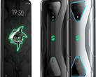 The Black Shark 3 offers neat lighting effects on the back and blazing-fast performance