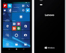 Lenovo SoftBank 503LV Windows 10 Mobile smartphone with Qualcomm Snapdragon 617 processor