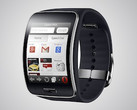 Opera Mini web browser for Samsung Gear S smartwatch