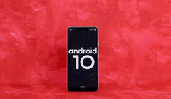 The Android 10 rollout has been swifter than usual. (Source: CNET)