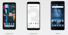 More devices will be available to participate in the Android Q beta program when it launches. (Source: Google)