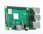 Raspberry Pi 3 Model B+ (Source: Raspberry)