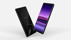 These are the first renders of the Sony Xperia 2 expected to launch in September. (Source: CashKaro)