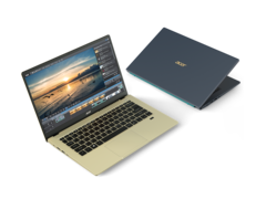 The Acer Swift 3x features an Intel Xe Max dGPU. (Image Source: Acer)