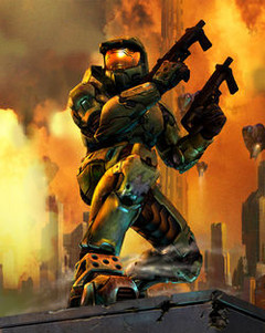 Master Chief will star in a lead role in the upcoming Halo TV series. (Source: Halo Nation - Fandom)