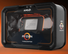 The second-generation Ryzen Threadripper 12-core and 24-core chips will be released on October 29. (Source: AMD)