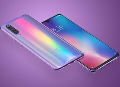 The Xiaomi Mi 9. (Source: Xiaomi)