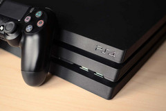 The PlayStation 4 Pro. (Digital Trends)