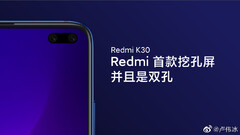 The Redmi K30 is coming on December 10. (Source: Xiaomi)