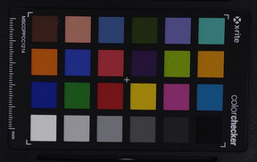 ColorChecker color chart