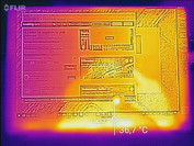 Heat-map front (load)
