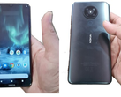 The purported Nokia 5.2 - sorry, 5.3. (Source: Twitter)