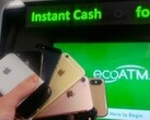 Kiosks such as these are one of the easiest routes to cash for an old phone. (Source: YouTube)