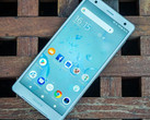 The Xperia XZ2. (Source: CNET)