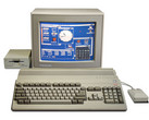 The Amiga series of computers found success as a home entertainment system, as it sold for significantly less than its Mac and PC competitors. (Source: WikiMedia)