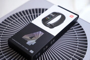 Xiaomi Mi Band 4 box. (Image source: Xiaomishka)
