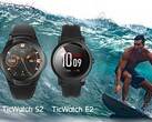 Mobvoi TicWatch S2 and TicWatch E2 now available for purchase (Source: Mobvoi)