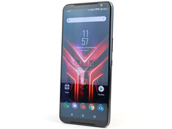 Review of the Asus ROG Phone 3 (Strix Edition). Device provided courtesy of: Asus Germany