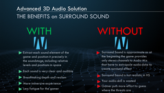 Benefits of Nahimic 3D Audio. (Slide courtesy: MSI)