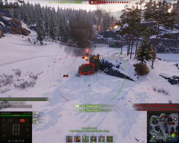 World of Tanks 1.0 in-game 4
