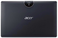 Acer Iconia One 10 (B3-A40) Android tablet from the back, MediaTek MT8167 and 2 GB RAM