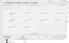 Creator Center: Professional program integration like Adobe Premiere and VEGAS Pro