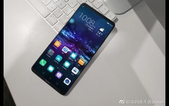 Alleged image of the Honor Note 10. (Source: Weibo)