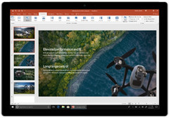 Microsoft Office 2019 PowerPoint (Source: Microsoft 365 Blog)