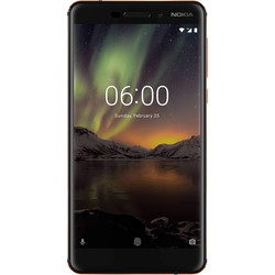 The Nokia 6.1 (2018) will please many Nokia fans.