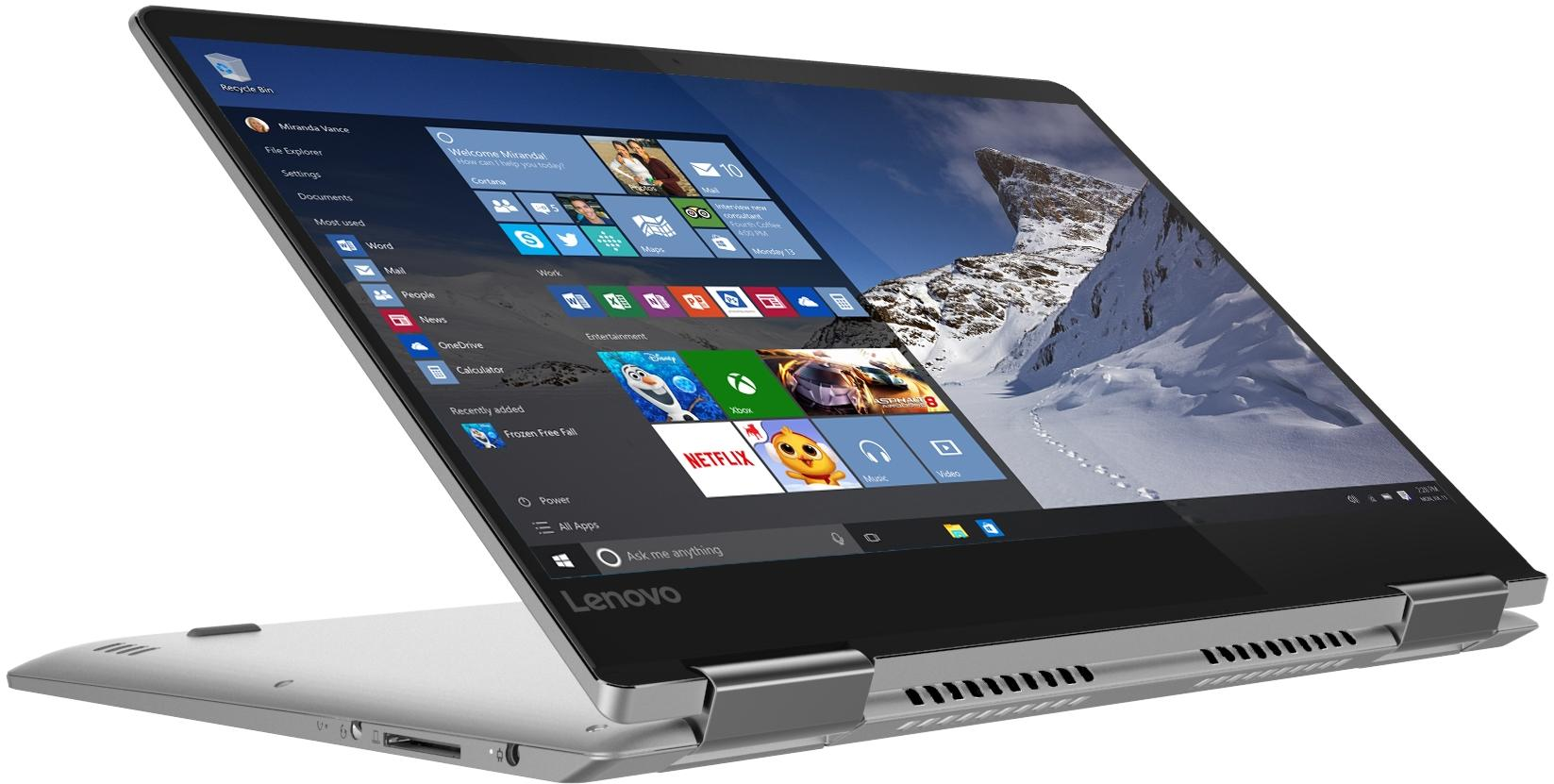 Lenovo unveils Yoga 710, Yoga 510, and Miix 310 mainstream ...
