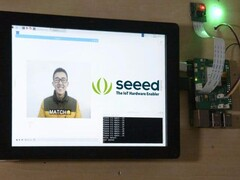 Raspberry Pi: Turn the single-board computer into a door opener with face recognition and SMS alert (Source: Seeed)