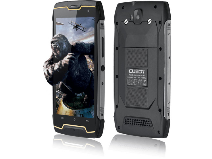 6aa2db8f2 Cubot King Kong Smartphone Review - NotebookCheck.net Reviews