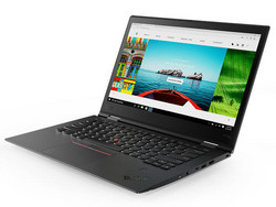 The Lenovo ThinkPad X1 Yoga 2018 - test unit provided by campuspoint.de
