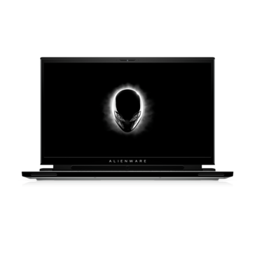 Dell Alienware m17 r3 front view (image via Dell)